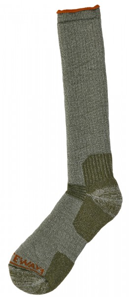 Ultra kneehigh sock,Olive melange